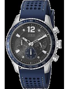 Chic Time | Montre Homme Guess W0971G2 Bleu  | Prix : 174,30€