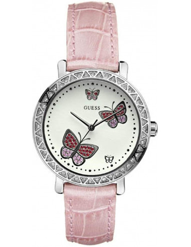 Chic Time | Montre Guess Butterfly G75989L  | Prix : 119,90€