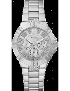 Chic Time | Montre Guess Femme Vista Argent W11624L1  | Prix : 199,00€
