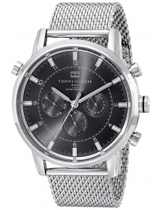 Chic Time | Montre Homme Tommy Hilfiger 1790877 Argent  | Prix : 189,90€