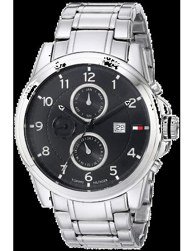 Chic Time | Montre Homme Tommy Hilfiger 1710296 Bracelet Acier Inoxydable  | Prix : 189,00€
