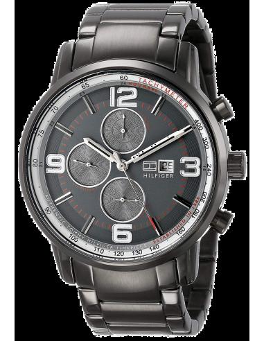 Chic Time | Montre Homme Tommy Hilfiger 1710339 Gris  | Prix : 167,99€