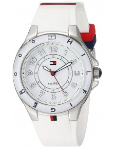 Chic Time | Montre Femme Tommy Hilfiger 1781271 Blanc  | Prix : 135,85€