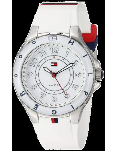 Chic Time | Montre Femme Tommy Hilfiger 1781271 Blanc  | Prix : 209,00€