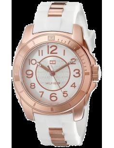 Chic Time | Montre Femme Tommy Hilfiger 1781305 Bracelet Bi-matière  | Prix : 199,00€