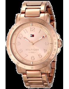 Chic Time | Montre Femme Tommy Hilfiger 1781396 ton or rose  | Prix : 259,00€