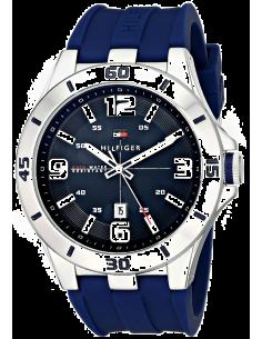 Chic Time | Montre Homme Tommy Hilfiger 1791062 Bracelet Bleu  | Prix : 209,00€