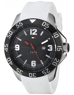 Chic Time | Montre Homme Tommy Hilfiger 1790986 Blanc  | Prix : 209,90 €