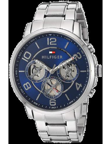 Chic Time | Montre Homme Tommy Hilfiger 1791293 Argentée  | Prix : 209,90€