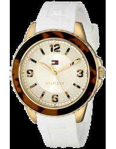 Chic Time   Montre Femme Tommy Hilfiger 1781542 Blanc    Prix : 209,00€