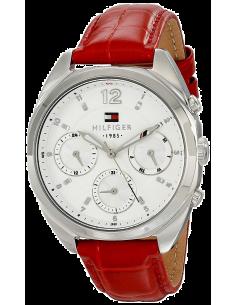 Chic Time | Montre Femme Tommy Hilfiger 1781483 Rouge  | Prix : 219,00€
