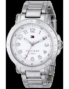 Chic Time | Montre Femme Tommy Hilfiger 1781397 Argent  | Prix : 179,90€