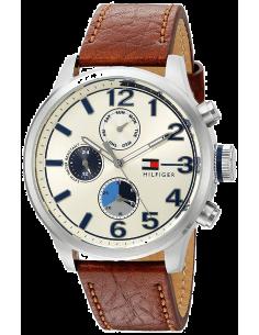 Chic Time | Montre Homme Tommy Hilfiger 1791239 Marron  | Prix : 168,35€