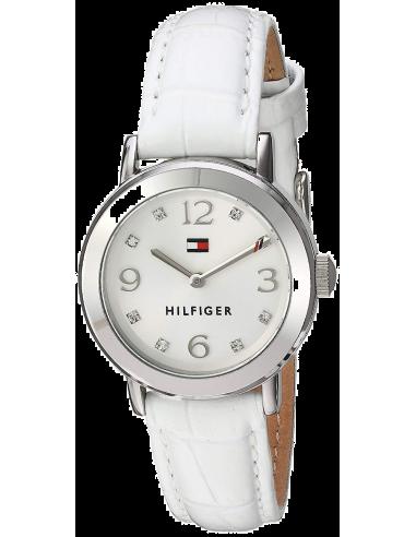 Chic Time | Montre Femme Tommy Hilfiger 1781712 Blanc  | Prix : 79,00€