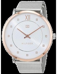 Chic Time | Montre Femme Tommy Hilfiger 1781811 Argenté  | Prix : 117,00€