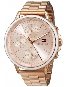 Chic Time | Montre Femme Tommy Hilfiger​ ​Sport 1781788 Or Rose  | Prix : 195,00 €