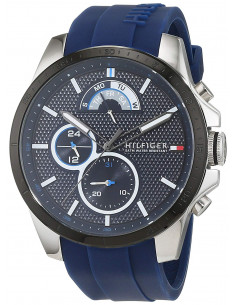 Chic Time | Montre Homme Tommy Hilfiger 1791350 Bleu  | Prix : 155,40€