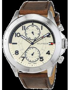 Chic Time | Montre Homme Tommy Hilfiger 1791344 Brun  | Prix : 159,00€