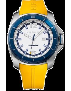 Chic Time | Montre Homme Tommy Hilfiger 1791115 Jaune  | Prix : 129,00€
