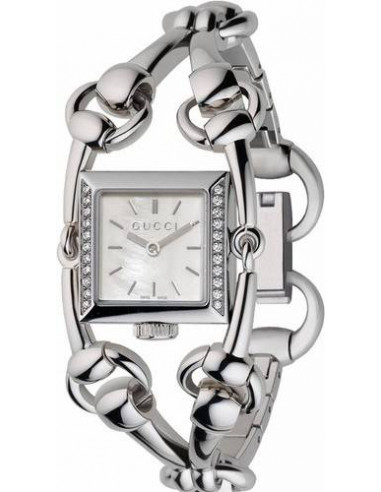 Chic Time | Montres Femmes Gucci YA116505 Argent  | Prix : 695,00€