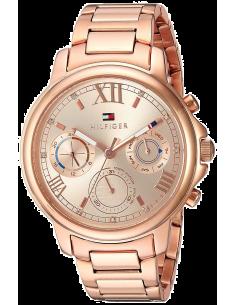 Chic Time | Montre Femme Tommy Hilfiger Claudia 1781743 Acier or rose  | Prix : 191,40€