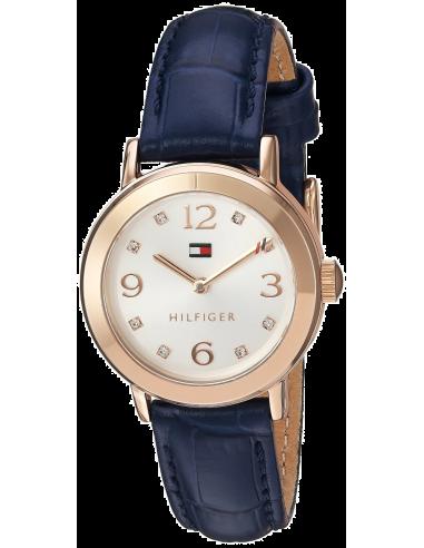 Chic Time | Montre Femme Tommy Hilfiger 1781713 Bleu  | Prix : 79,00€