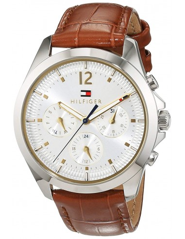 Chic Time | Montre Femme Tommy Hilfiger 1781701 Marron  | Prix : 179,00 €