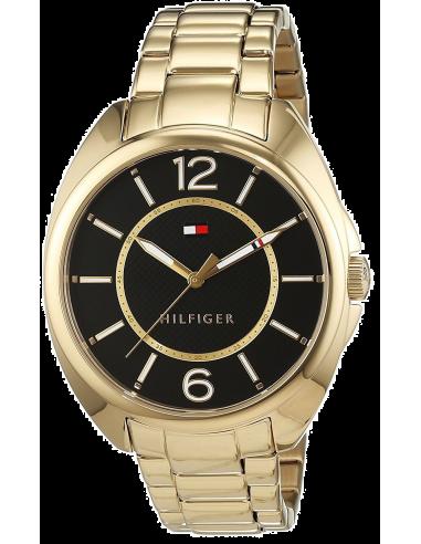 Chic Time   Montre Femme Tommy Hilfiger 1781695 Or    Prix : 159,00€