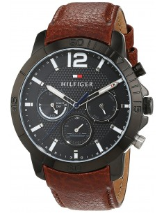 Chic Time | Montre Homme Tommy Hilfiger 1791269 Marron  | Prix : 249,00 €