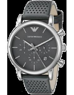Chic Time | Montre Homme Armani Classic AR1735 Gris  | Prix : 199,99€