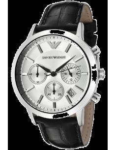 Chic Time | Montre Emporio Armani AR2436 Bracelet en cuir  | Prix : 174,50€