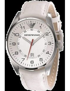 Chic Time | Montre Emporio Armani Sport AR5862 Blanc  | Prix : 174,30€