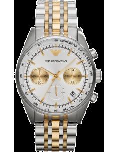 Chic Time | Montre Homme Armani Sportivo AR6116 Argent  | Prix : 289,00€