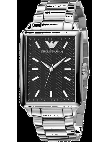 Chic Time | Montre Emporio Armani Homme AR0416 Bracelet Acier  | Prix : 269,00€