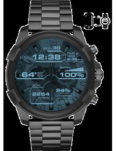 Chic Time | Montre Connectée Diesel Smartwatch Full Guard DZT2004 Noir  | Prix : 332,10€