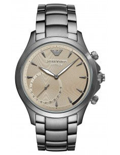 Chic Time | Montre Connectée Emporio Armani Hybrid Connected ART3017 Smartwatch  | Prix : 475,00 €