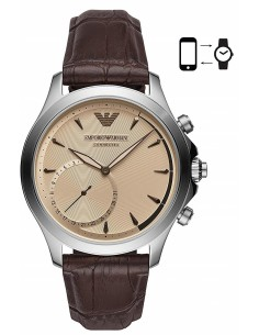 Chic Time | Montre Connectée Emporio Armani Connected ART3014 Smartwatch  | Prix : 251,10 €