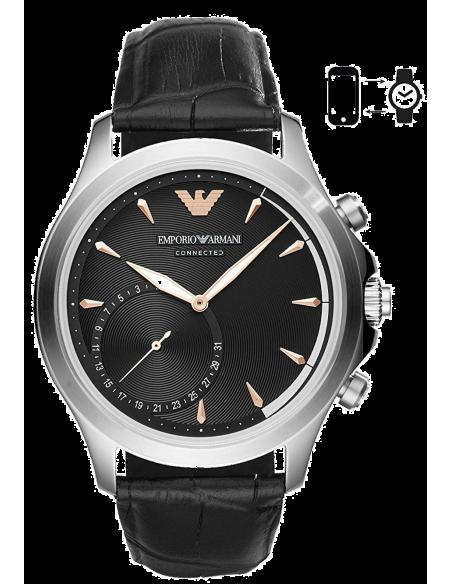 Chic Time   Montre Connectée Emporio Armani Connected ART3013 Smartwatch    Prix : 279,00€