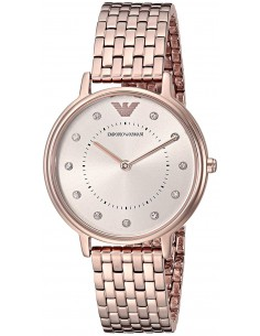 Chic Time | Montre Femme Emporio Armani AR11062 Or Rose  | Prix : 231,20 €