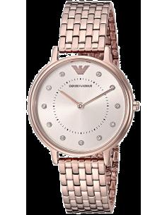 Chic Time | Montre Femme Emporio Armani Kappa AR11062 Or Rose  | Prix : 231,20€