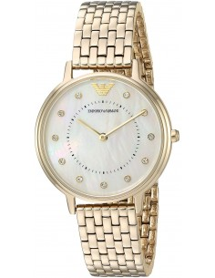 Chic Time | Montre Femme Emporio Armani Kappa AR11007 Or  | Prix : 239,20€