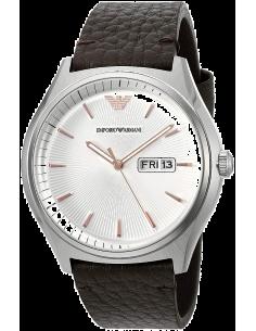 Chic Time | Montre Homme Emporio Armani Zeta AR1999 Marron  | Prix : 199,00€