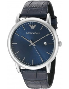 Chic Time | Montre Homme Armani Dress AR2501 Bleu  | Prix : 159,20 €