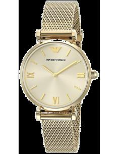 Chic Time | Montre Femme Armani Retro AR1957 Or  | Prix : 209,40€