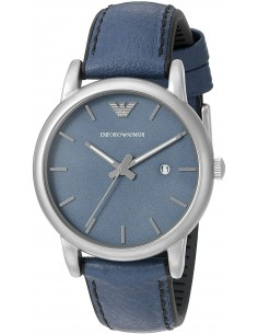 Chic Time | Montre Homme Emporio Armani AR1972 Bleu  | Prix : 175,00€