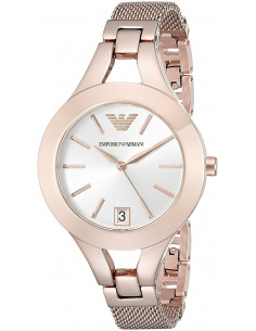 Chic Time | Montre Femme Armani Classic AR7400  Or Rose  | Prix : 255,20 €