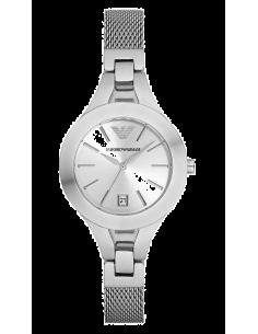 Chic Time | Montre Femme Emporio Armani AR7401 Argent  | Prix : 259,00€