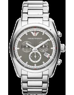 Chic Time | Montre Homme Emporio Armani AR6008 Argent  | Prix : 349,00€