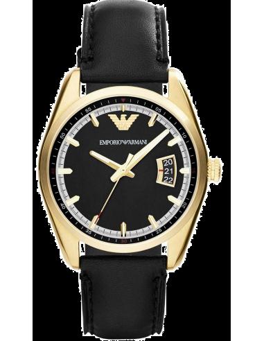 Chic Time   Montre Homme Emporio Armani AR6018 Noir    Prix : 199,00€