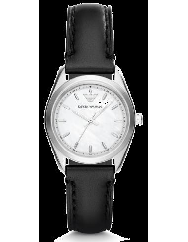 Chic Time | Montre Femme Emporio Armani AR6026 Noir  | Prix : 199,00€